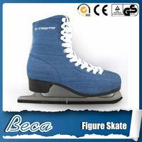 Wholesale clothing Ice skates blue color