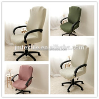 green white office chair cover for office chair