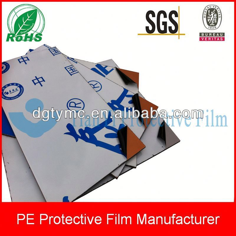 Superior quality,SGS mixed color ldpe film in baled