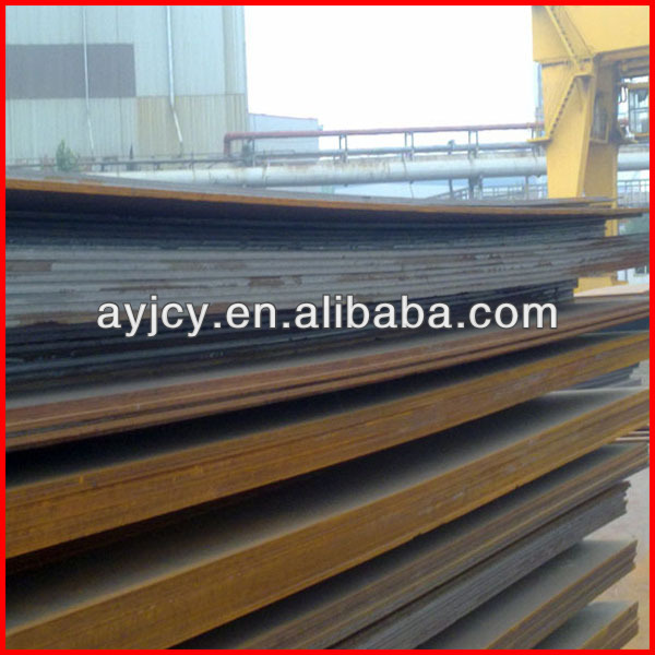 Q275D low alloy steel plate 25mm thick mild steel plate