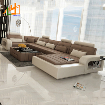 Factory Direct Sale 2018 New Model Fashion Leather Couch China Modern  Corner Sectional Sofa - Buy Sectional Sofa,Sofa Modern,China Sofa Product  on ...