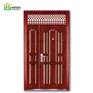 High quality cold-rolled Stainless steel door with fine price