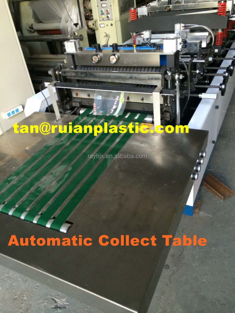 Kraft Bubble Mailer Envelope Making Machine
