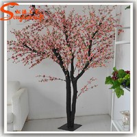 Indoor fake cherry blossom branches wholesale cherry blossom wedding decor