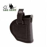 Mace Spray Pepper Pistol Gun Belt Holster