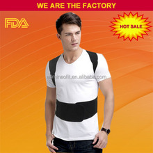 free samples Magnetic posture correction belt/shoulders back posture support/back brace posture support AFT-B002
