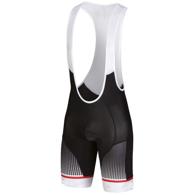 Newest mens cycling bib shorts bike team bicycle pants clothes short sleeve t shirt bike wear design