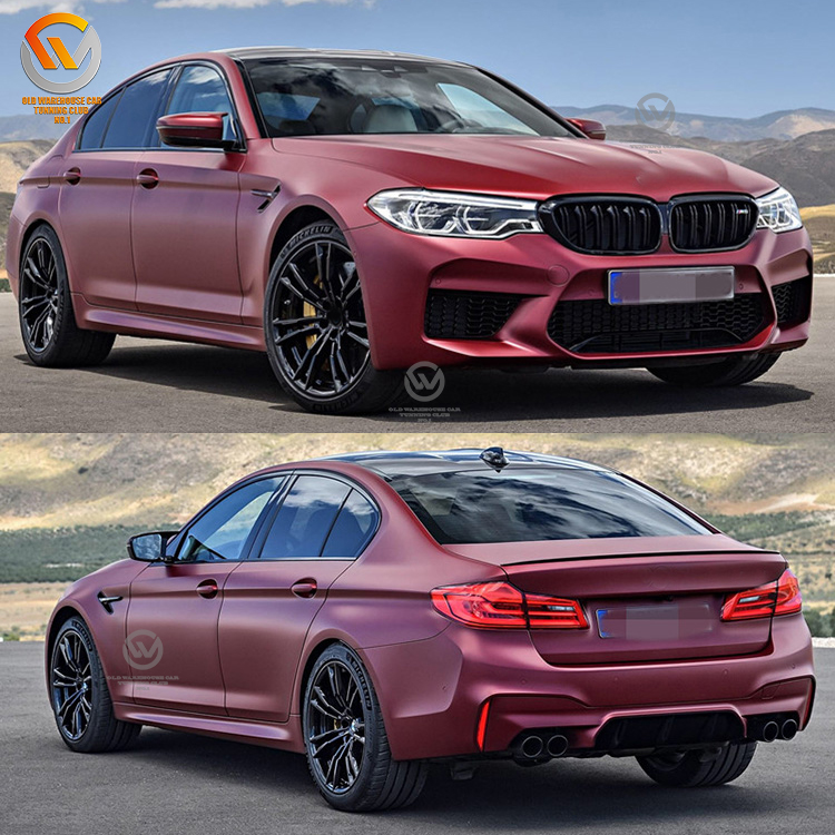 Auto Car Tuning Body Kit Front Bumper For Bmw 5 Series G30 G38 M5 Look -  Buy Auto Car Tuning Body Kit For Bmw 5 Series,5 Series G30 G38 M5 Look  Front