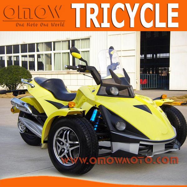 EEC 250cc Racing Tricycle