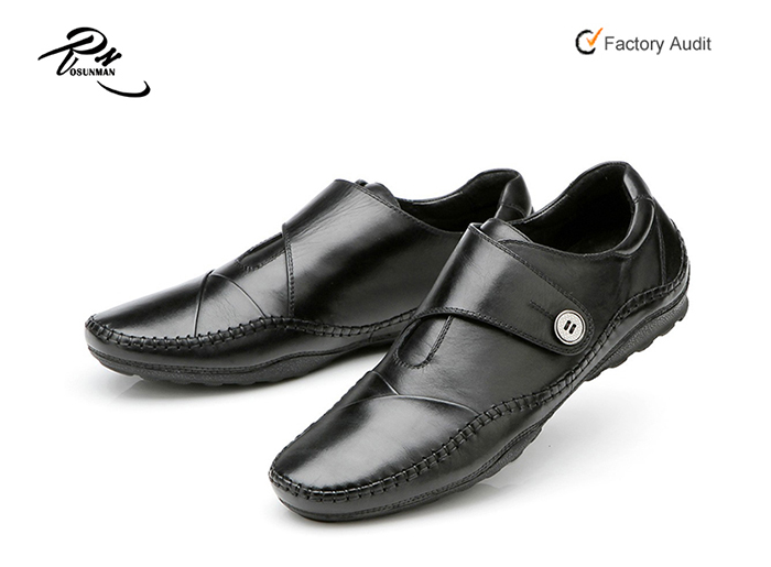 casuall shoes Buckle new man strip wholesale model price leather vEE6qY