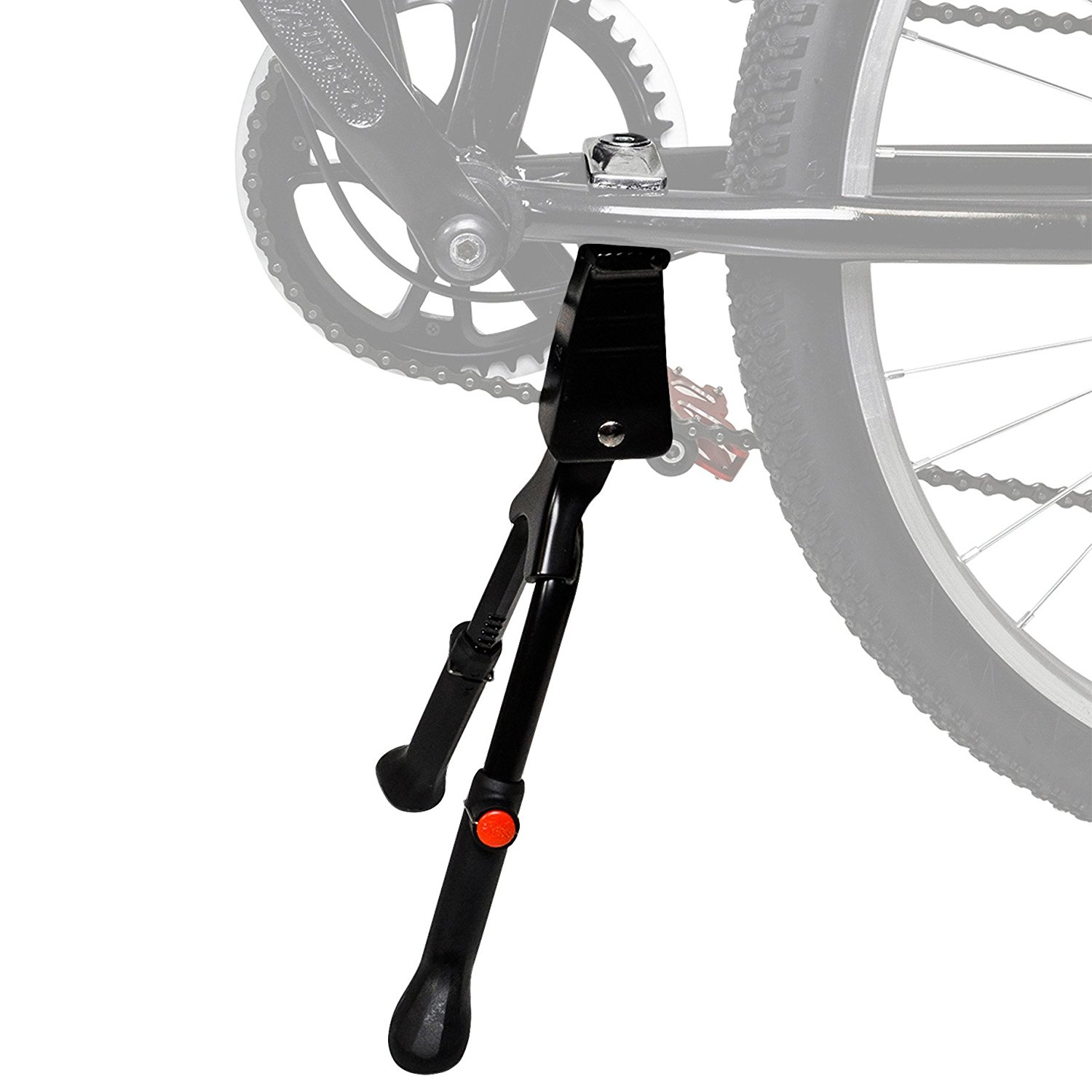 Bike double kickstand Adjustable Wholesale Aluminum Alloy mountain road city bicycle kickstand