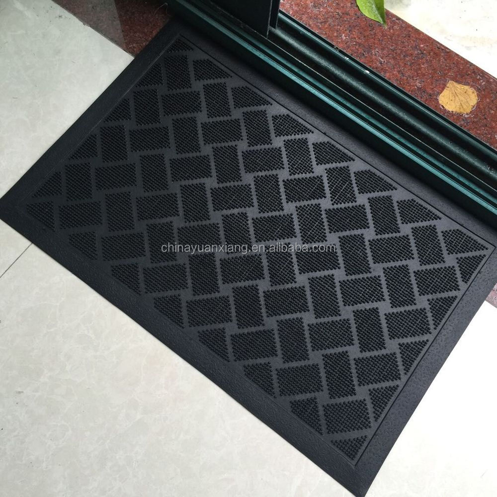 Heavy Traffic Welcome Rubber Entrance Floor Mats Buy