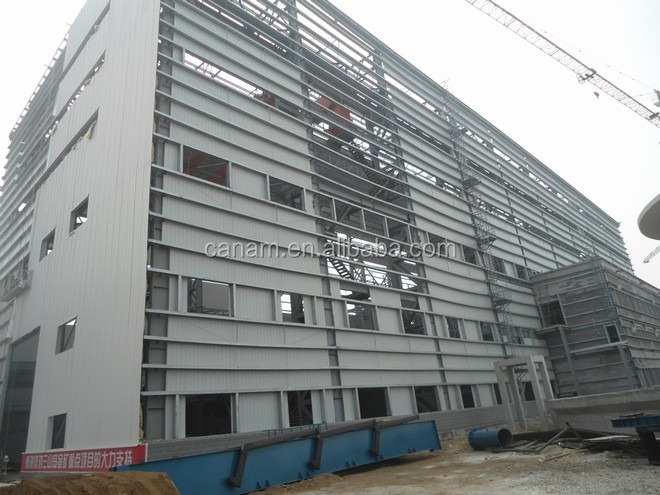 New design high quality steel structure industrial plant