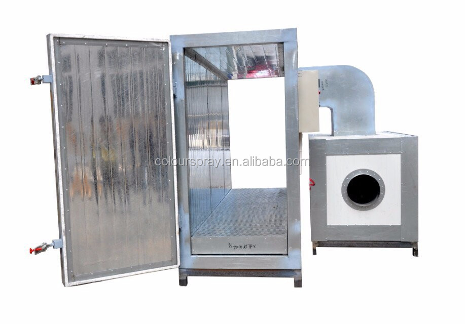 Custom Lpg Tank Powder Coating Oven With Gas Burner