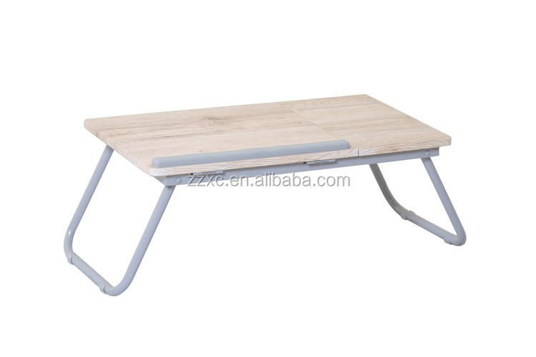 Small Portable Folding Laptop Table On Bed