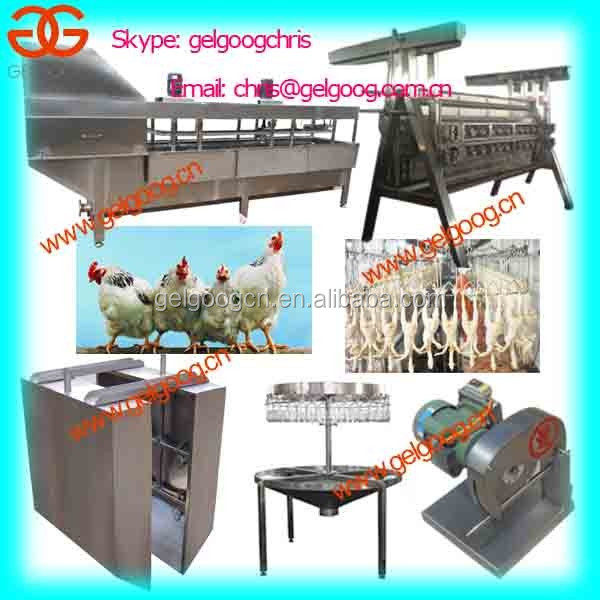 Poultry Chicken Butcher Machine/ Chicken Butcher Line/Chicken Slaughter Machine