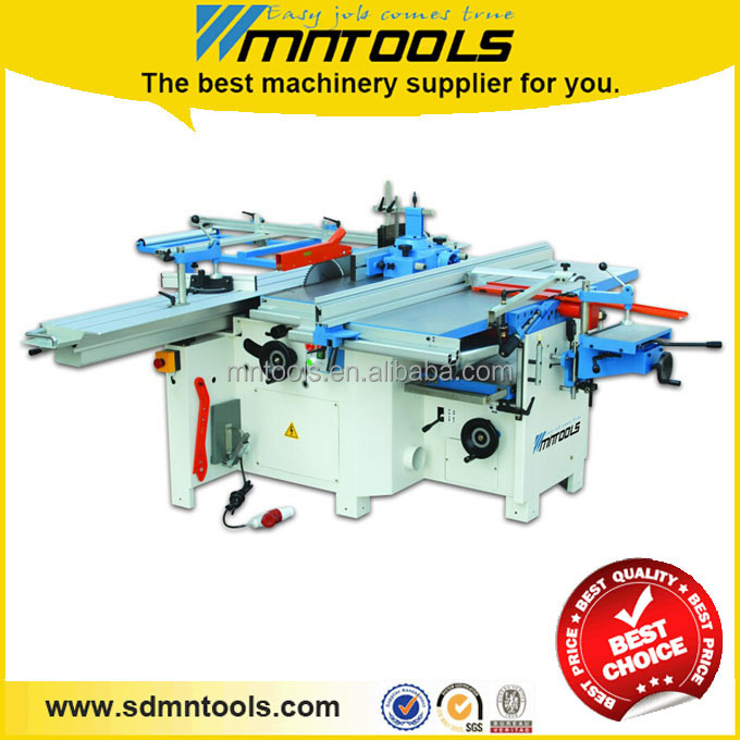 woodworking machine with 5 functions MTCM-360