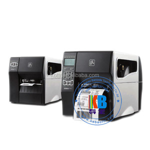 High quality technologies industrial 203dpi QR codes printing label thermal transfer barcode zebra zt230 printer 300dpi