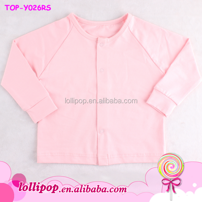 hot sale newborn baby clothes knitted cute autumn baby sweater smocked for little girl