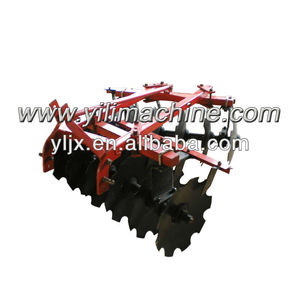 Light-duty Disc Harrow/tine harrow
