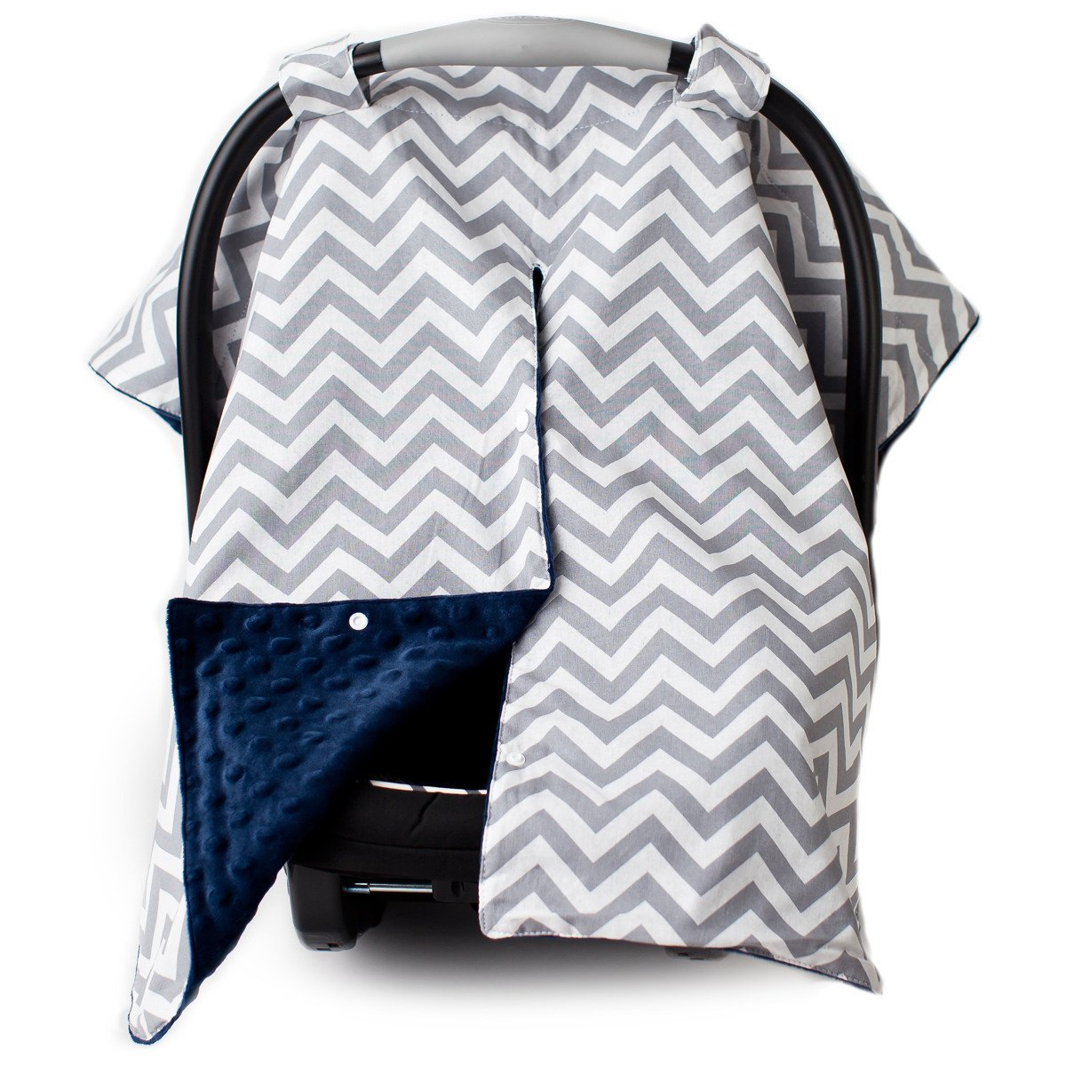 Get Quotations 2 In 1 Carseat Canopy And Nursing Cover Up With Peekaboo Opening