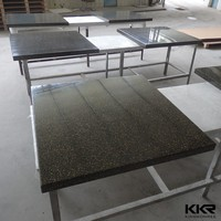 Custom made 4 seaters restaurant dining tables and chairs