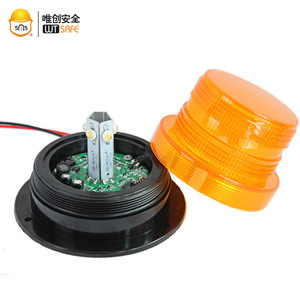 Waterproof outdoor security emergency flash alarm strobe light for car vehicle