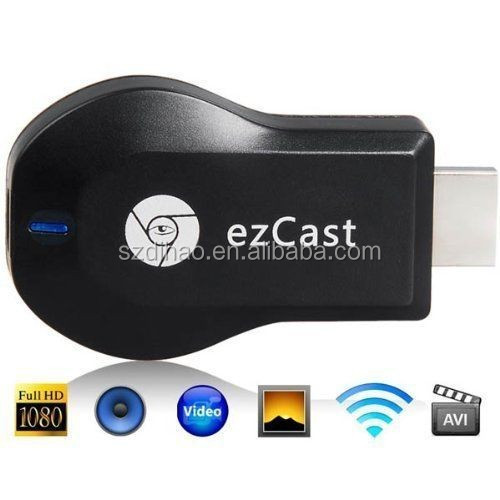 DIHAO WIFI Display NEW W2 Android 1080P Ez Cast Player Dongle Wifi Display Receiver Adapter