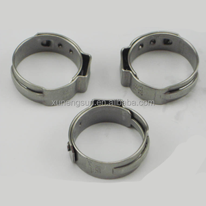 China factory OEM single ear clamp