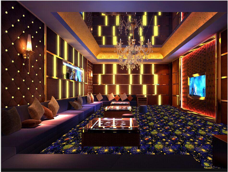 Luxury Night Club Carpets Rugs Disco Ballroom Floor
