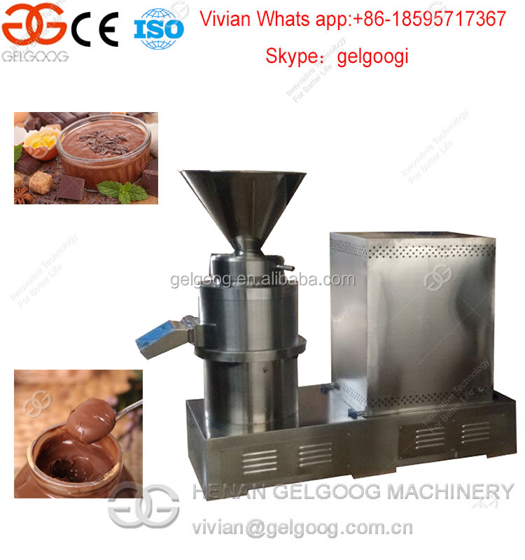 Low price high quality cocoa butter processing /grinding machine