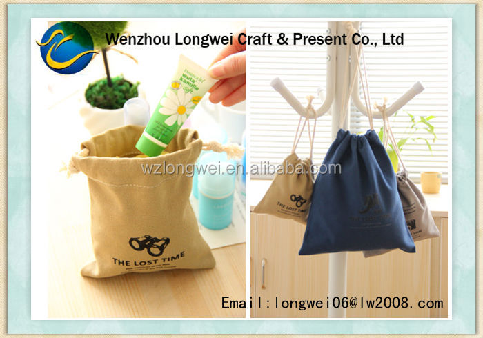 Clothes Storage Cloth Drawstring Bags/custom Printed Drawstring ...