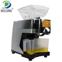 Peanut soybean sesame black seed oil making machine for home use