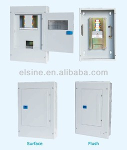 TPN C45 TYPE Distribution board(Three phase) EMDT