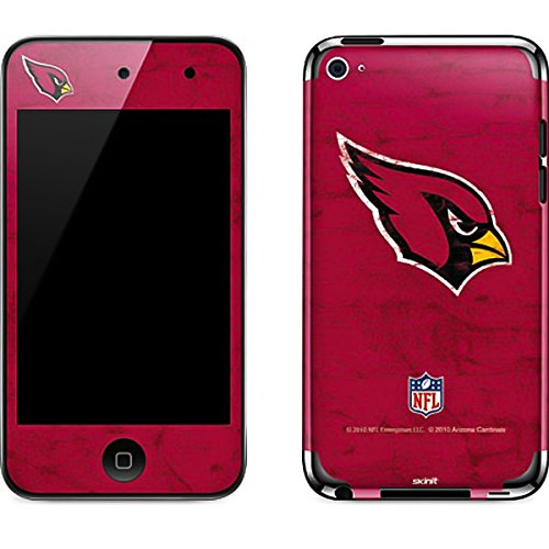 Skinit Arizona Cardinals Distressed Vinyl Skin for iPod Touch (4th Gen)
