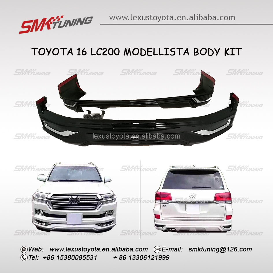 MODELLISTA BODY KIT FOR 2016 LC200 LAND CRUISER FJ200,MODELLISTA DESIGN