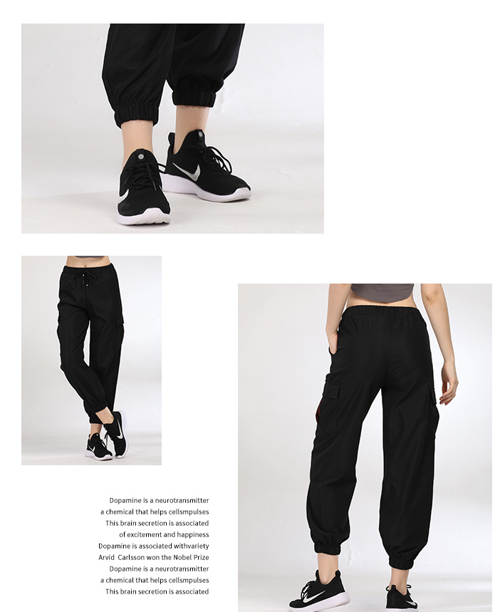 Custom Private Label  Women Athletic Apparel Jogging Clothing Workout Leggings with waist tie line