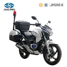 JH200-8 EEC Certification and Electric Fuel cheap electric motorcycle
