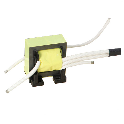 Ee Series High Voltage Ferrite High Frequency Transformer For Switching  Power Supply - Buy High Voltage Current Transformer,Ee16 High Frequency