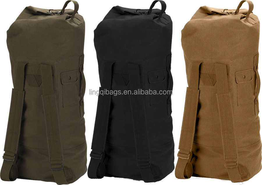 49218f97e733 Rothco Heavyduty Top Load Canvas Military Duffle Bag - Buy Military ...
