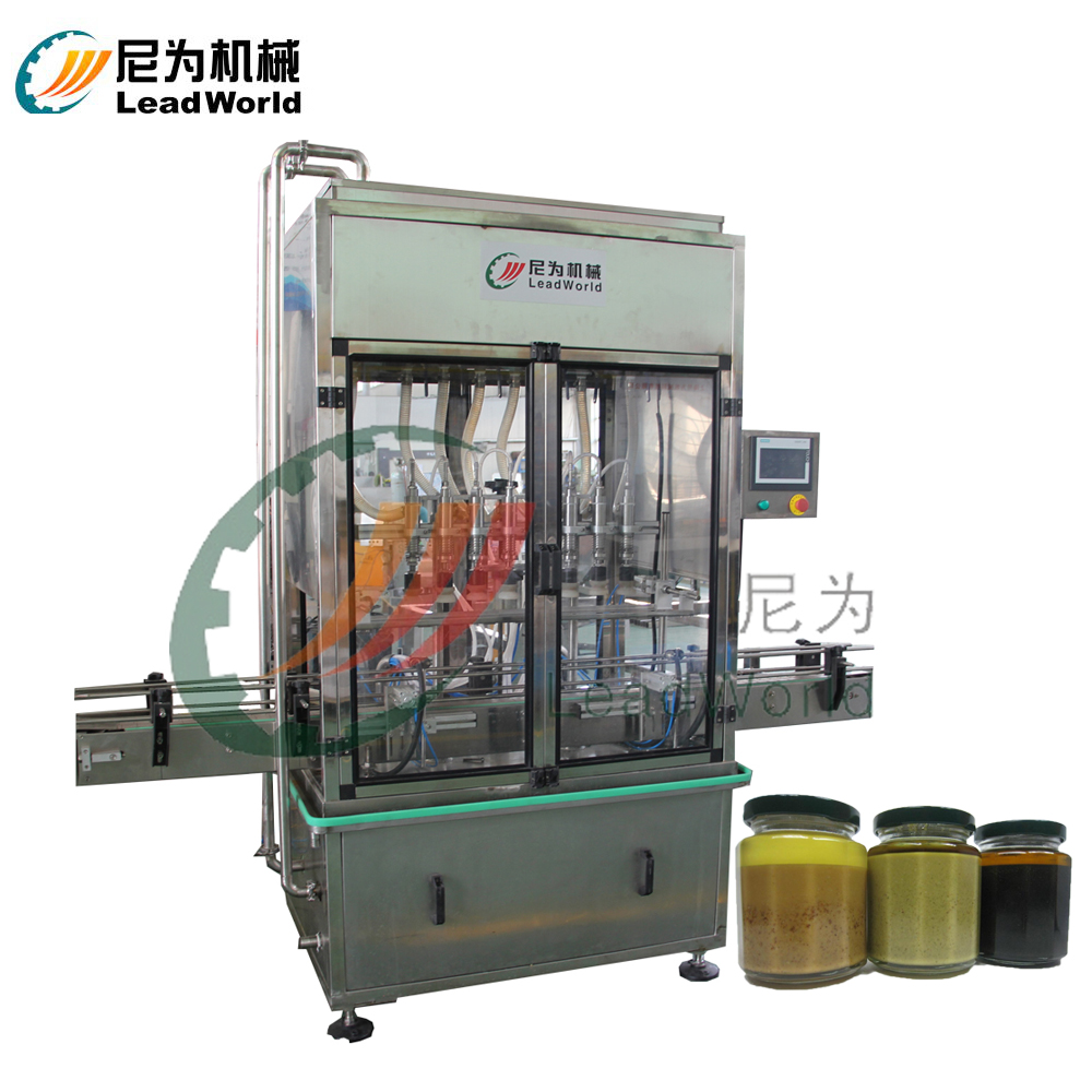 Yam Filling liquid filling and sealing machine