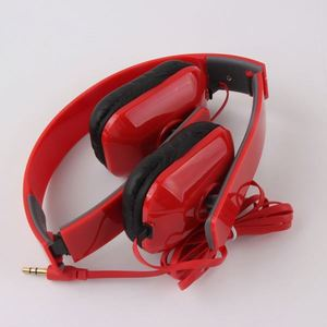 Cellphone MP3 PC Computer Wired Stereo Headphone