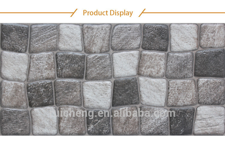 China new design floor tiles non-slip exterior wall and floor ...