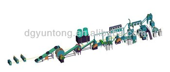 2000 Tons Waste Radial/nylon Tire/tyre Recycling Production Line ...
