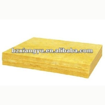 High density mineral insulation rock wool board buy high for Mineral wool board insulation price
