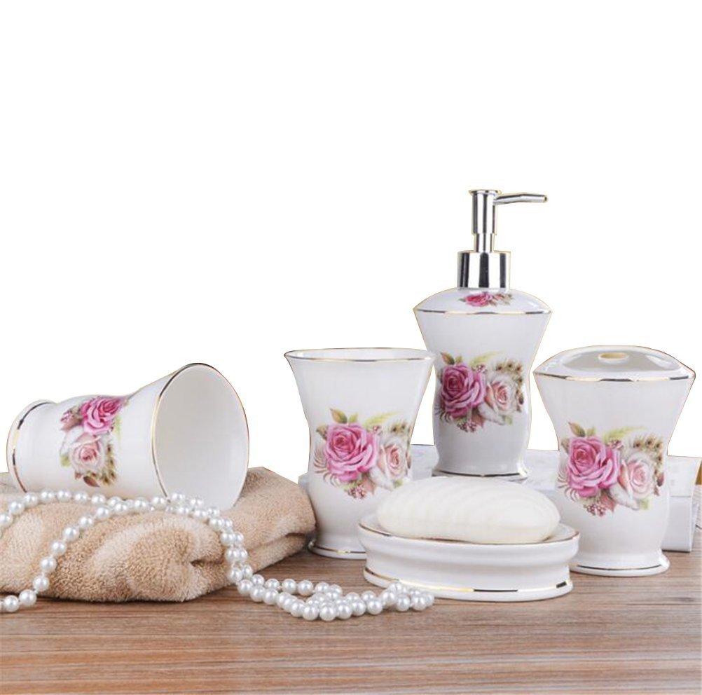 Cheap Pink Bathroom Set, find Pink Bathroom Set deals on line at ...