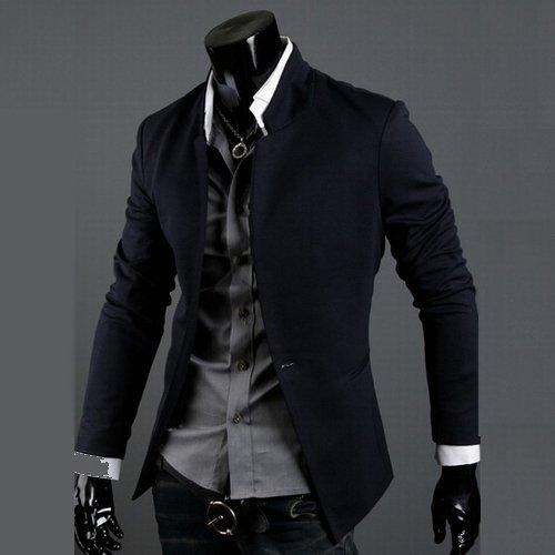 Latest Business Korean Style Men's Suit 2014 Formal Wear Fabric ...
