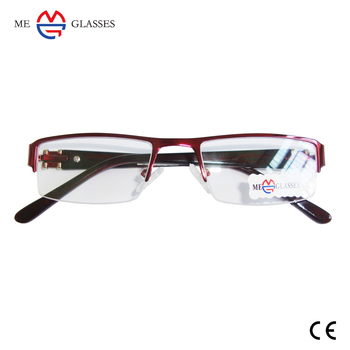 Top Fashion Large Frame Metal Tipping Led Glasses China Wholesale ...