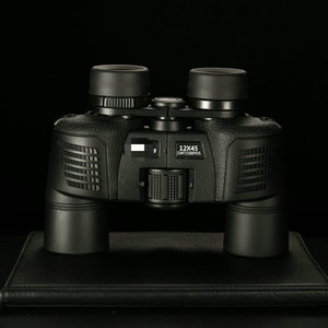 Factory sals long range binoculars with Metal body and FMC optics glasses 12x45 binoculars loupes