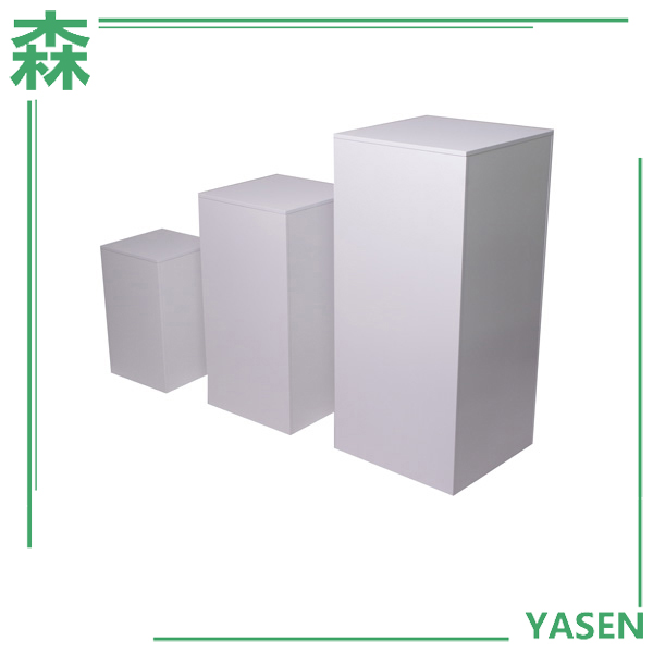 Yasen Houseware Flat Pack Custom Made Furniture Oem Wood Retail Store Clothing Display Rack
